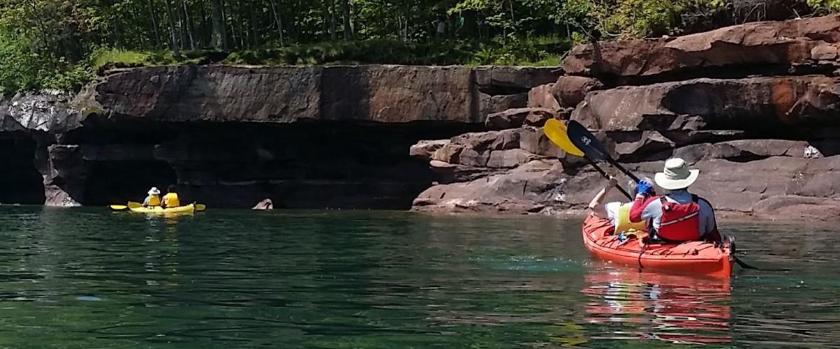 Madeline Island Kayak Tour - Adventure Vacations